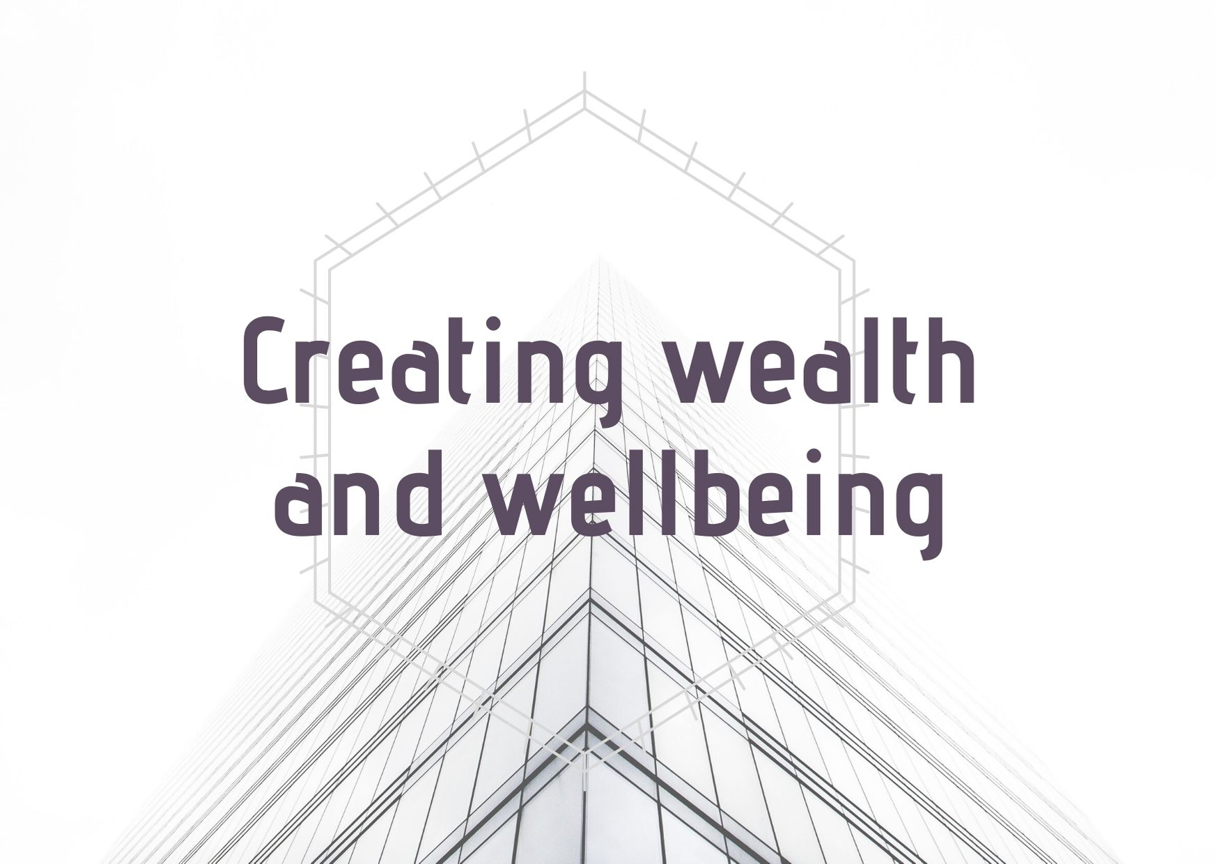 Deuteronomy 18 – Creating Wealth and Wellbeing