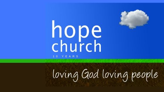 Acts 6:1-7 – Ten Years of Hope Church