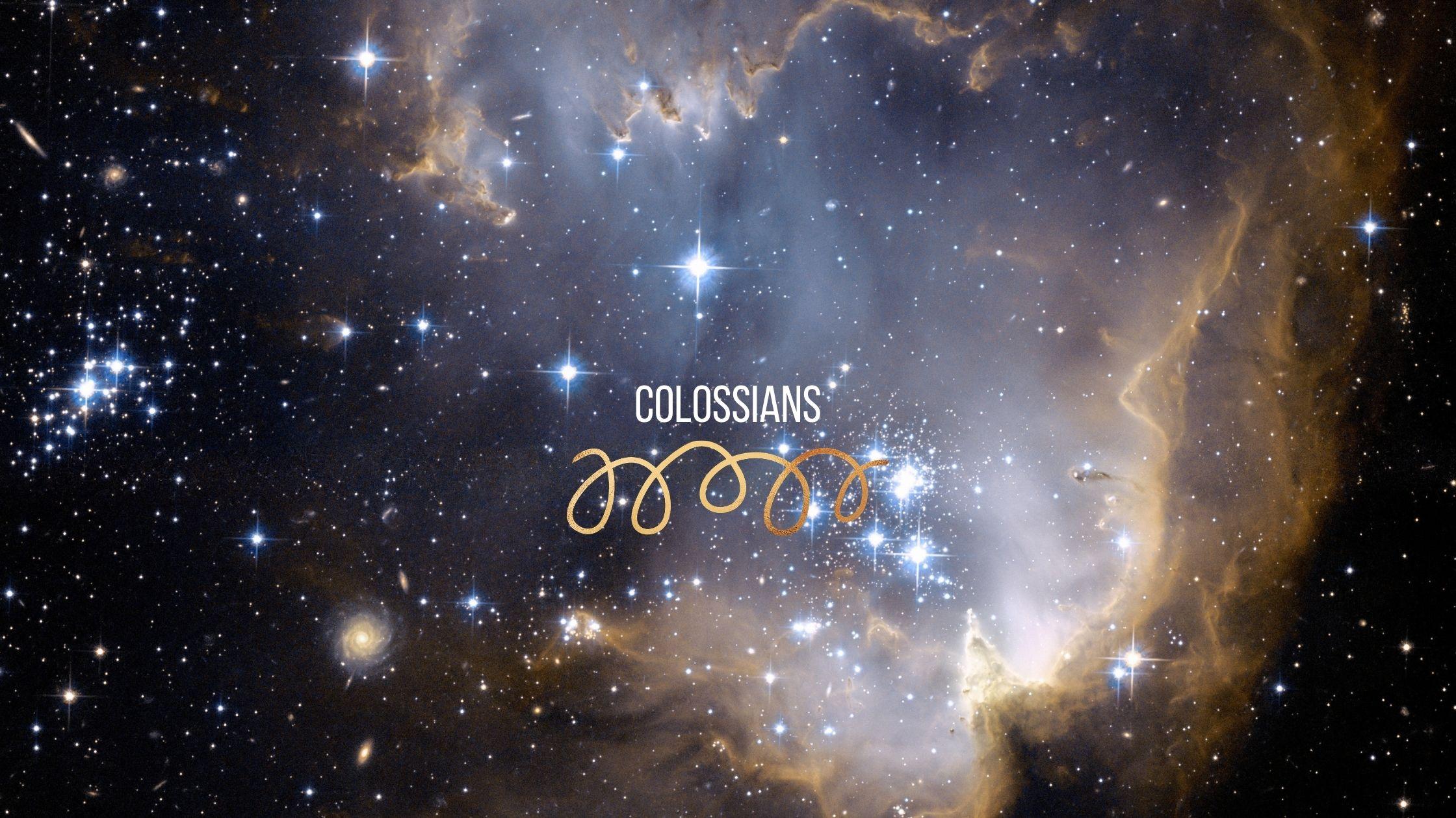 Colossians 2:20-3:4